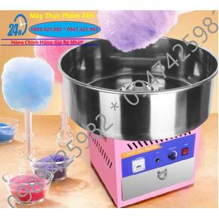 Máy làm kem bông Candy chạy điện 220v chính hãng - STMMKBD thumbnail