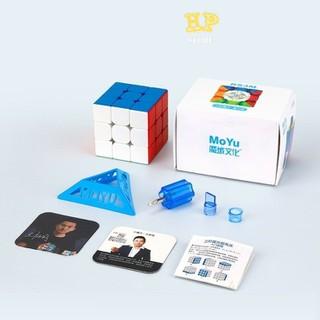 Rubik 3x3 Nam Châm cao cap robik cao cap MoYu RS3M 2020 (Hãng Mod M) - NC3302 - rubiknamwhite thumbnail