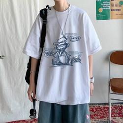 ÁO THUN NAM NỮ,áo thun in form rộng,áo thun cotton nam nữ