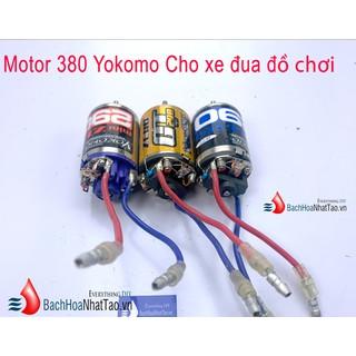 Motor 380 Yokomo dùng cho đồ chơi xe - Motor thumbnail
