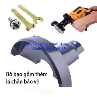 Bộ chuyển đổi máy khoan thành máy cắt có chắn che tay an toàn - 24004214-24004274 thumbnail