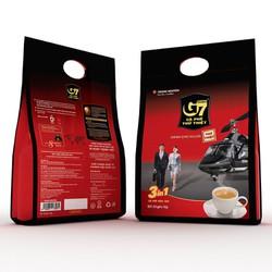 Combo 2 bịch cafe G7 bịch 51 gói - cà phê G7 (Date mới)