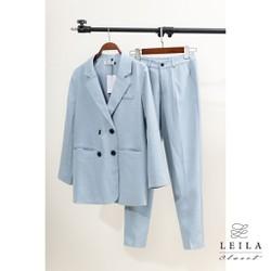 Áo Blazer Leila Closet