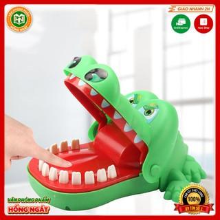 Đồ chơi cho bé mô hình khám răng cá sấu giúp trẻ giảm stress sáng tạo thông minh phát triển trí tuệ - HUONG0043 thumbnail