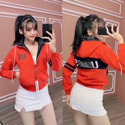 [ Được Xem Hàng ] Áo Khoác chống nắng nữ chất liệu vải dù size từ 48-60Kg mặc vừa