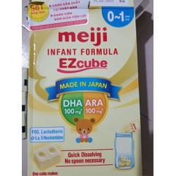 Sữa thanh meji nhập khẩu nhật 0-1 hàng chính hãng
