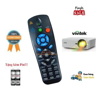 Remote Điều khiển máy chiếu Vivitek- Hàng chính hãng mới 100% Tặng kèm Pin - Remote Điều khiển máy chiếu Vivitek- Hàng chí thumbnail