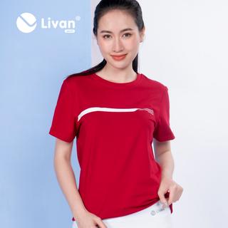 Áo T-shirt Nữ Livan Sport Năng Động Trẻ Trung Meta Cool - LV21211104 thumbnail