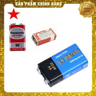 Pin 9v chinh hãng dùng cho máy thử kim cương máy đo đá quý , mic và phụ kiện điện tử. CAT - Pin 9v thumbnail
