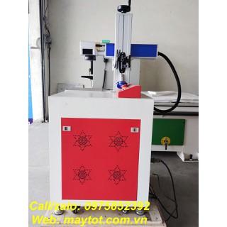 Máy khắc sợi quang laser, khắc Kim loại và hợp kim, oxit kim loại, xử lý bề mặt đặc biệt, vật liệu ABS, mực, nhựa epoxy, - 2001 thumbnail
