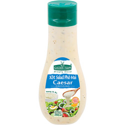 Sốt salad phô mai golden farm 250ml