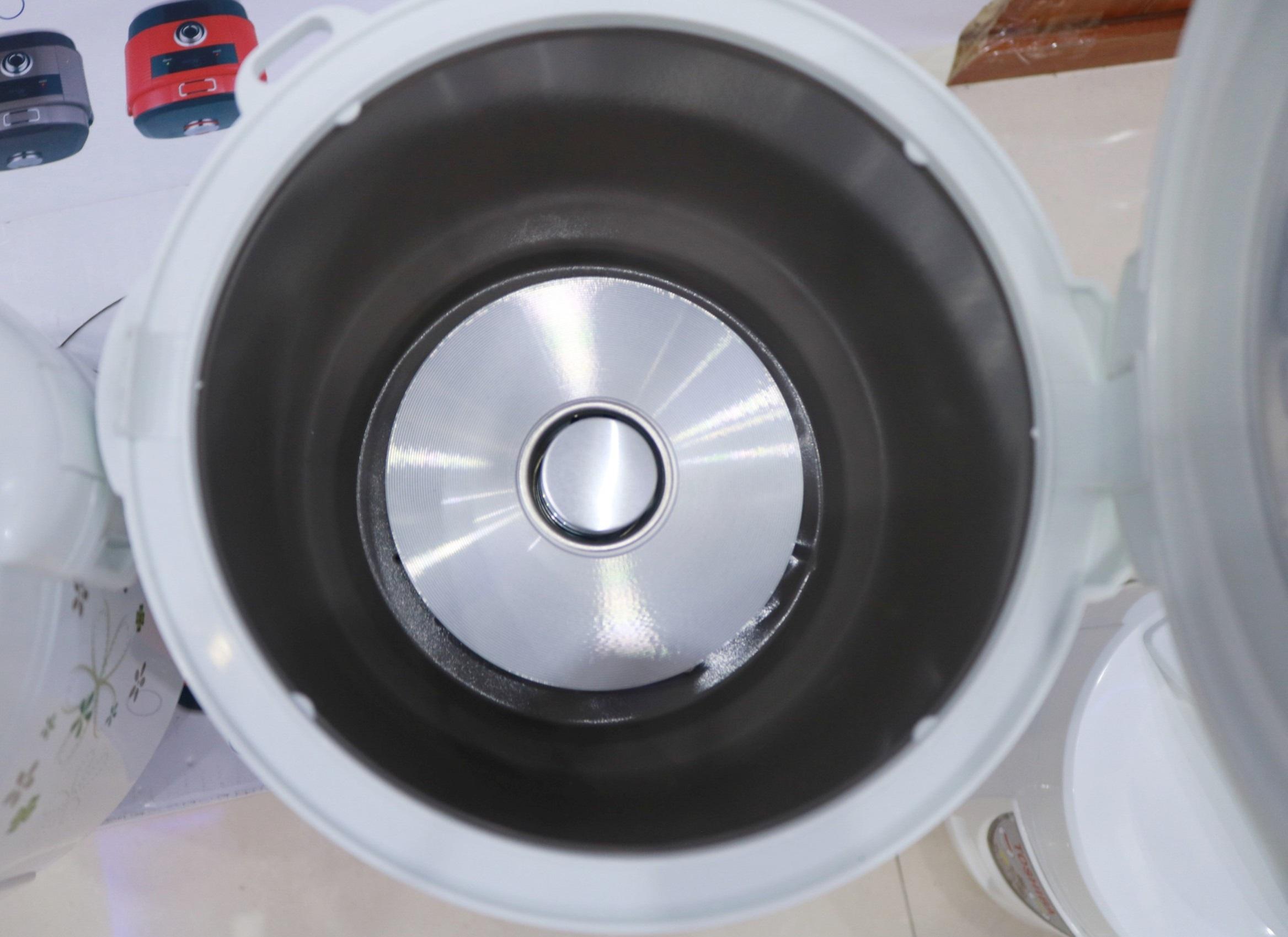 Hình ảnh Nồi Cơm Điện Mini Nhập Khẩu Có Chống Dính Dung Tích 1 Lít - Bảo Hành 12 tháng
