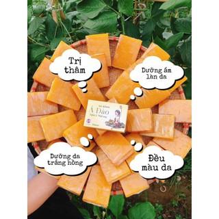 5 bánh xà bông nghệ mật ong handmade Mộc Nhan - se042 thumbnail