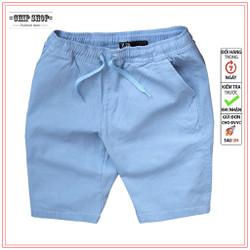 Quần shorts nam vải kaki