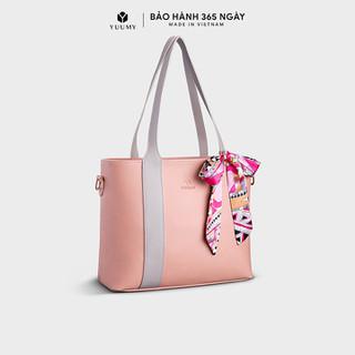 Túi xách nữ quay phối màu YUUMY Ripple YTX15 nhiều màu - YTX15NM thumbnail