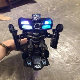 ô tô biến hình rô bốt - ô tô biến hình phát sáng - ô tô biến hình phát sáng thumbnail