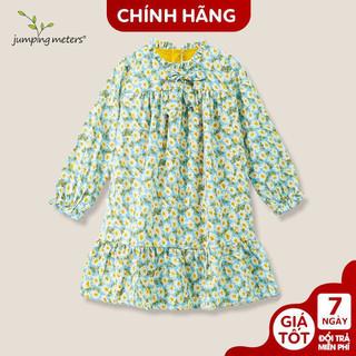 Váy hoa nhí bé gái dài tay SunKid SV03 - 6398_45362251 thumbnail