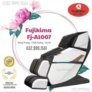 FUJIKIMA A1007 hay còn được gọi là FUJIKIMA FJ A1007 - GIẢM GIÁ HÚ HỒN 70% trên 1 ghế massage - Gọi ngay 032.999.1561 RINH NGAY QUÀ KHỦNG - A1007 thumbnail