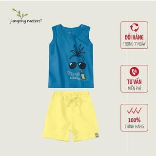 Bộ quần áo hè bé nam in kính TC6 Jumping meters - 6420_45362998 thumbnail