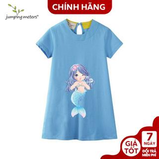 Váy bé gái họa tiết nàng tiên cá V4 Jumping Meters - 6398_45361478 thumbnail