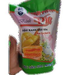 Bánh Pía Đậu Xanh Sầu Riêng 250g - Date 25/08/2021