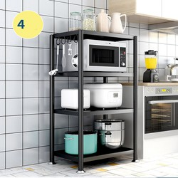 Kệ Để Đồ 60x120x35cm - Kệ Nhà Bếp Đa Năng Có Bánh Xe, Đựng Đồ Nồi Cơm Điện, Lò Nướng