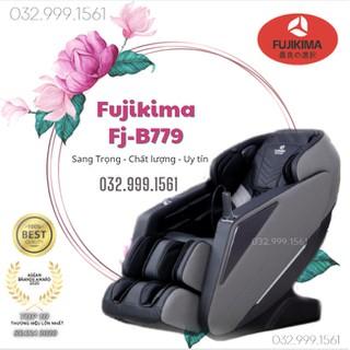[BÍ QUYẾT] mua ghế massage FUJIKIMA B779 giá RẺ và chưa bị BÓC - Gọi ngay 032.999.1561 nhận mã miễn phí vận chuyển - B779 thumbnail