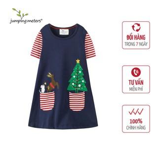 Váy hè bé gái họa tiết cây thông HN10 Jumping Meters 5.0 - 6398_45400402 thumbnail