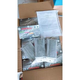 khẩu trang y tế 4 lớp hộp 50 cái - 4000 thumbnail
