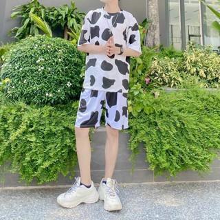 Set Bộ Bò Sữa Phong Cách Hot Trend Mới - SBB_4006 thumbnail