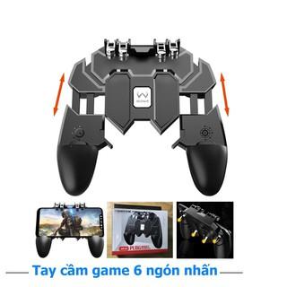 Tay Cầm Chơi Game Mobile AK-66 - 2136_45789756 thumbnail