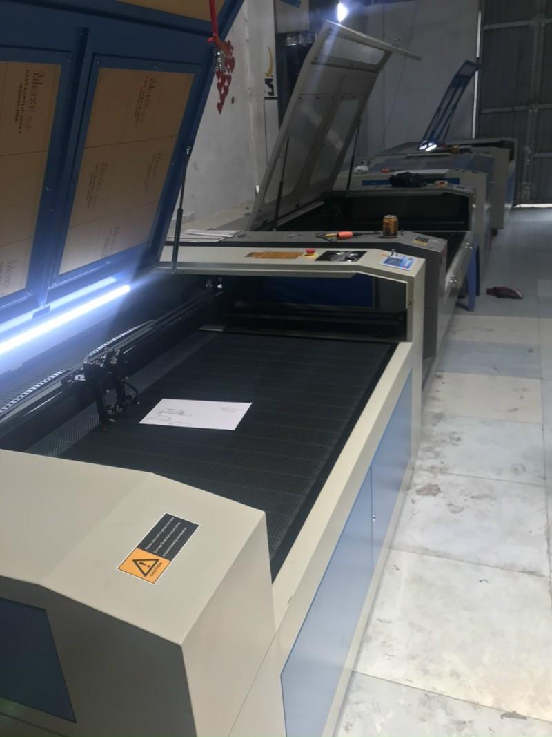 máy cắt laser 130w 1410 - máy cắt laser 130w 1410 2