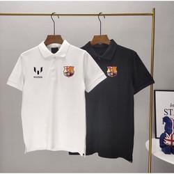 Áo polo clb bóng đá Barca - M10
