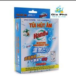 Hộp 5 gói hút ẩm và khử mùi Hando (50g / 1 gói )