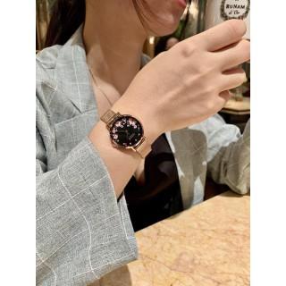 Đồng hồ nữ Julius JA-1164LG dây thép mặt số in hoa - JA-1164LG 4