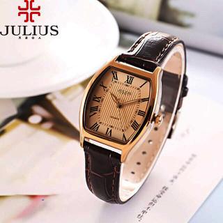 Đồng hồ nữ Julius JA-703LD màu nâu cực sang - JA-703L thumbnail