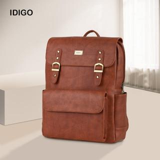 Balo laptop nam nữ 15 nắp gập cá tính IDIGO UBP2 - 5021 - 00 - UBP2 - 5021 - 00 thumbnail