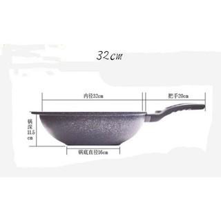 Chảo đá chống dính HÀN QUỐC 32cm - Chảo đá chống dính HÀN QUỐC 32cm 2