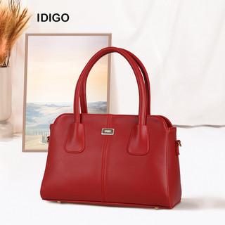 Túi xách tay nữ viền giữa thanh lịch IDIGO FB2 - 4304 - 00 - FB2 - 4304 - 00 thumbnail