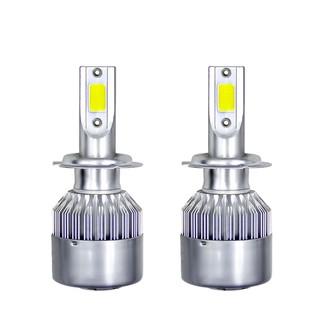 Đèn pha bóng LED C6 H7 dành cho xe ô tô - a142vk thumbnail