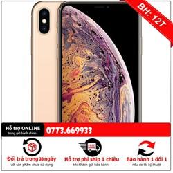 Điện thoại iphone xs quốc tế 256Gb fullbox