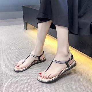 Sandal đế bằng hãng Attom - sandal attom thumbnail