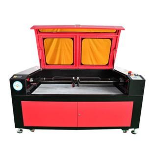 máy cắt laser 1610 hiệu zh laser 130w hai đầu - máy cắt laser 1610 thumbnail
