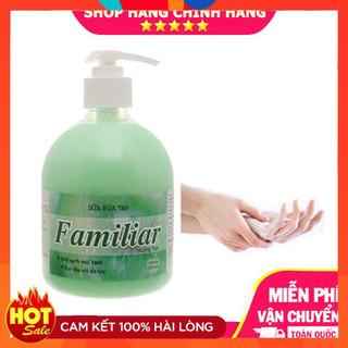 Sữa rửa tay Familiar hương táo chai 500ml - 4WW4Zjkf9V6lkgLLD8Ib9J thumbnail