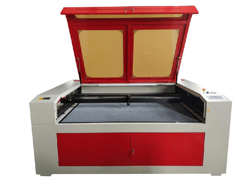 máy cắt laser 1610 hiệu zh laser 130w hai đầu - máy cắt laser 1610 2