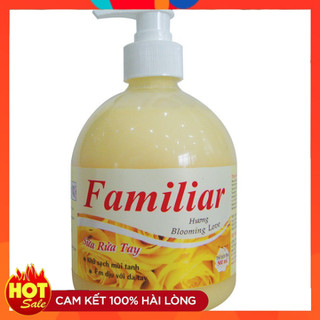 Sữa rửa tay Familiar hương Blooming love 500ml - 5VMdxBfiUWJ5jpXdt9dgJo thumbnail