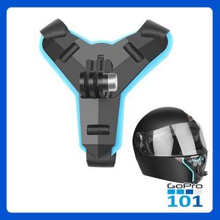Bộ mount gắn Gopro lên cằm mũ, nón bảo hiểm fullface cho gopro 5 6 7 8, Sjcam, Yi Action, Osmo Action - GoPro101 - GP43 thumbnail
