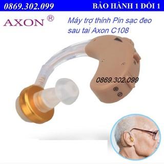 Máy trợ thính Pin sạc đeo sau tai Axon C108 - Axon - C108 thumbnail