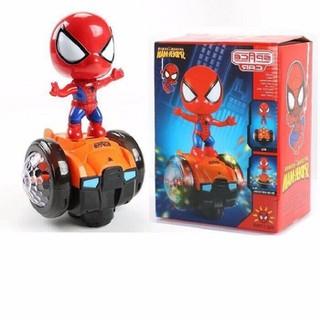 Siêu nhân nhện cân bằng - SNNCB thumbnail
