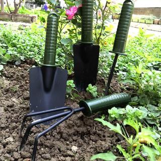 Combo 4 dụng cụ làm vườn - dụng cụ trồng cây mini - Combo 4 dụng cụ làm vườn - dụng cụ trồng cây thumbnail